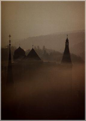 Burg in Mylau/Vogtland