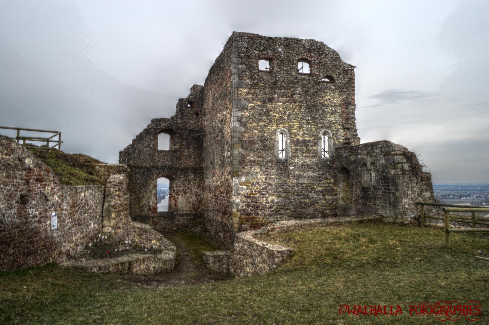 Burg in Stauf