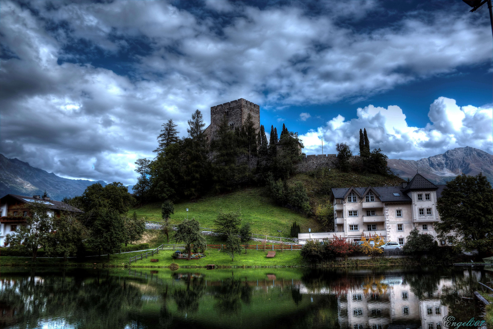 Burg in Tirol