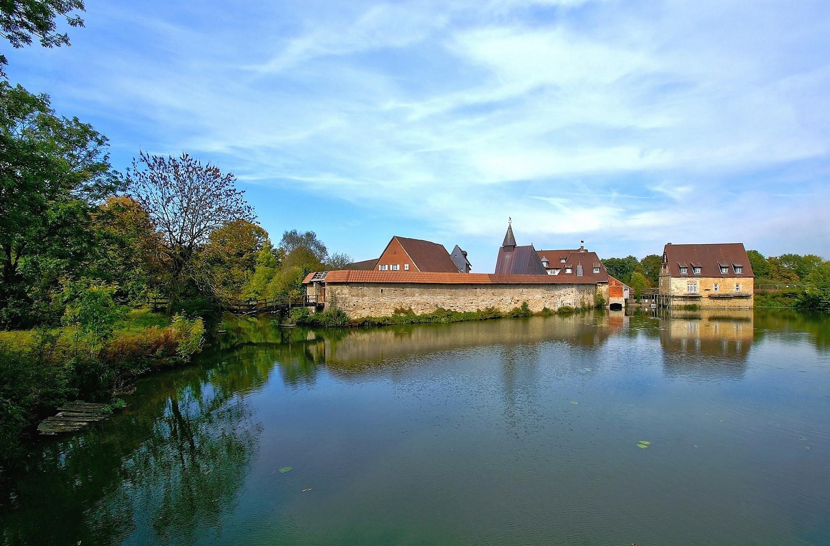 Burg Kakesbeck...
