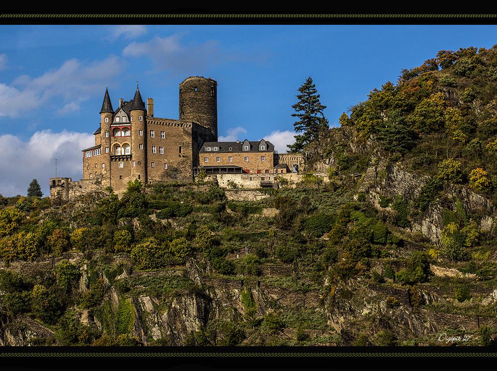 Burg Katz 2013-1