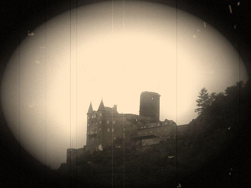 Burg Katz über St. Goarshausen-