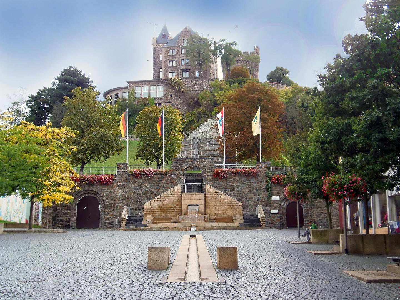 Burg Klopp in Bingen