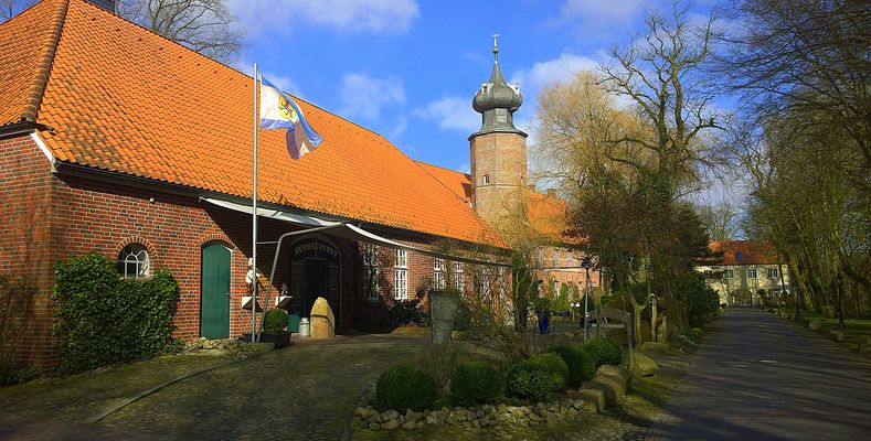 Burg Knyphausen....
