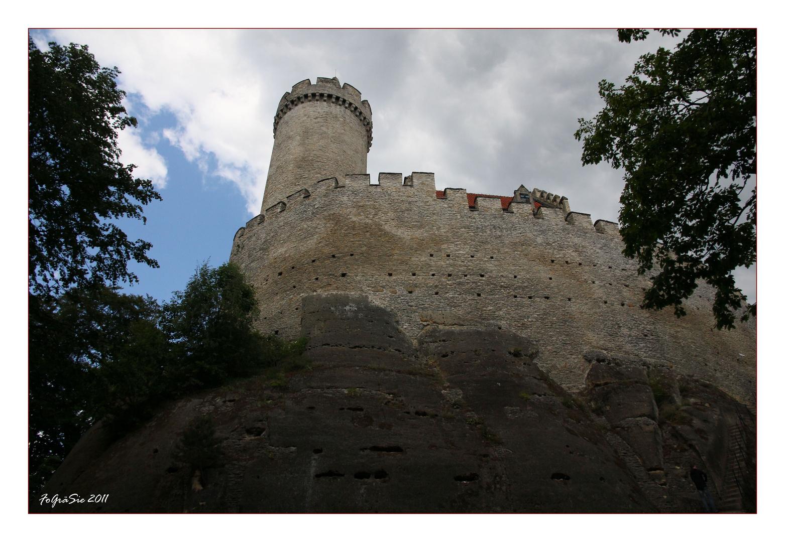 """""""Burg Kokorin"""" in Tschechien ..."""