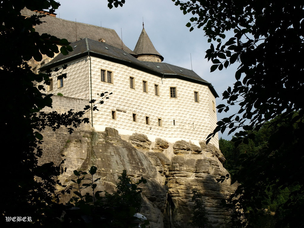 Burg KOST (cz)