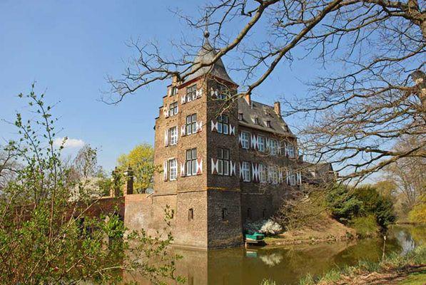 Burg Kühlseggen, Weilerswist, 08.04.2007