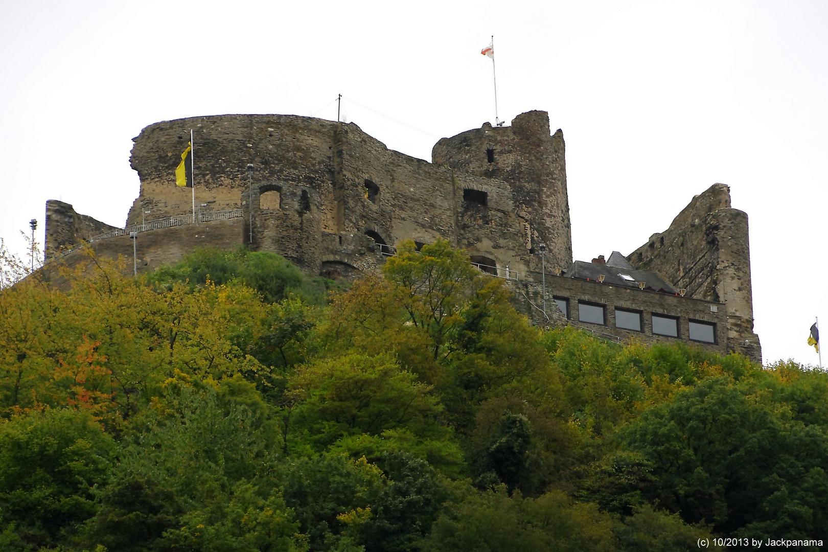Burg Landshut in Bernkaste Kues