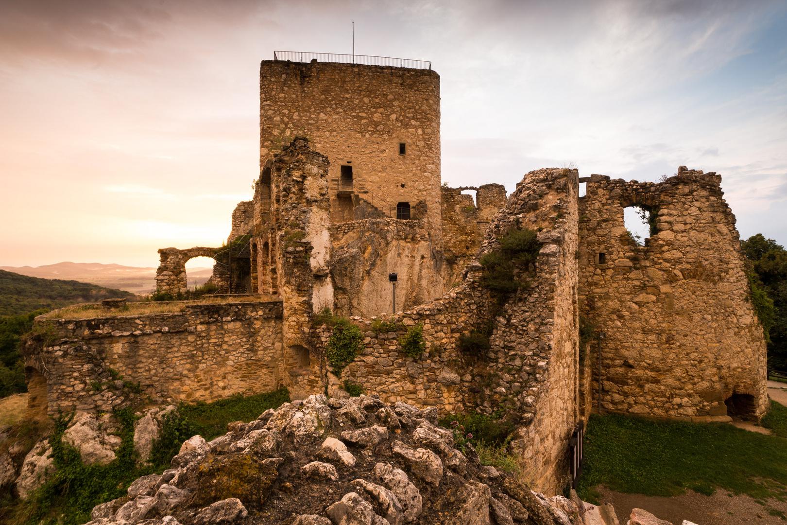 Burg Landskron, Leymen/F