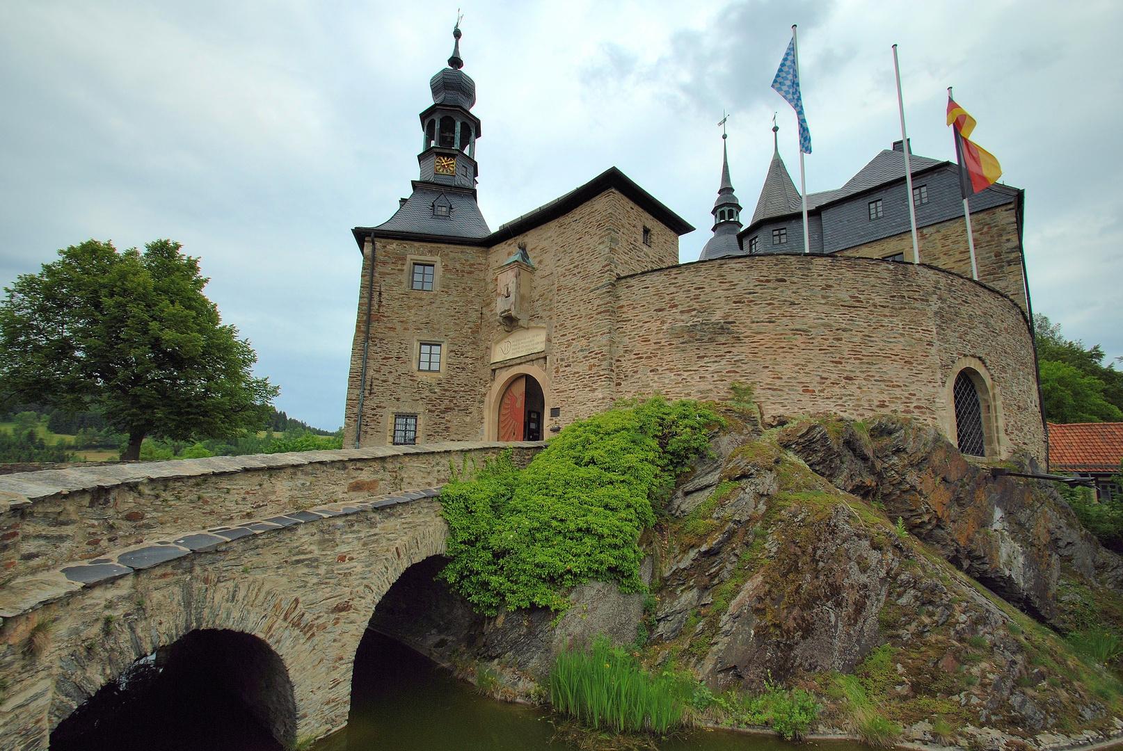 Burg Lauenstein (12. Jh.)