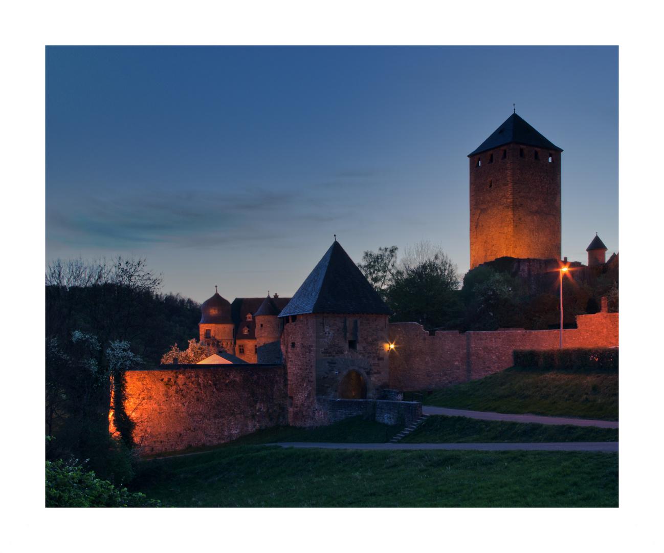 """""""Burg Lichtenberg"""""""