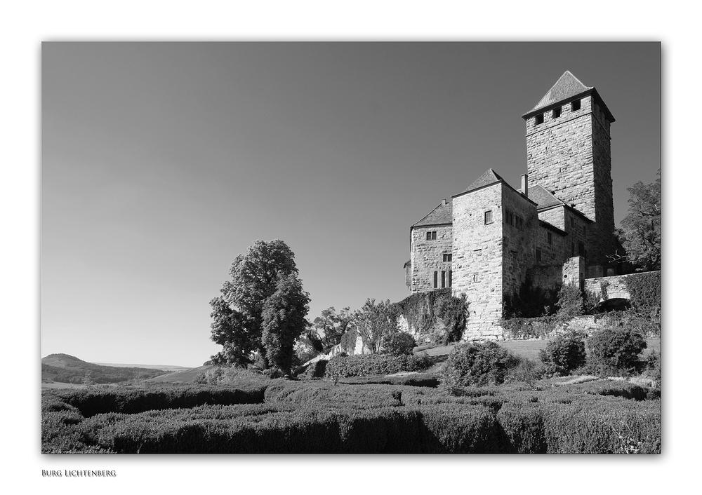 Burg Lichtenberg (Oberstenfeld) (fujifilm X-E1 Kameratest)