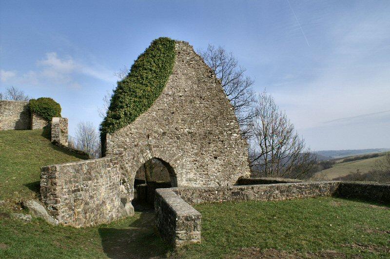Burg Lichtenberg V