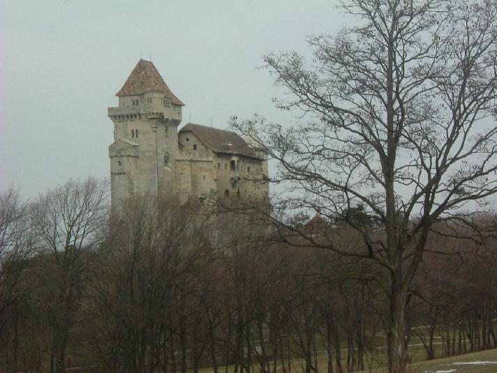 Burg Lichtenstein bei Mödling
