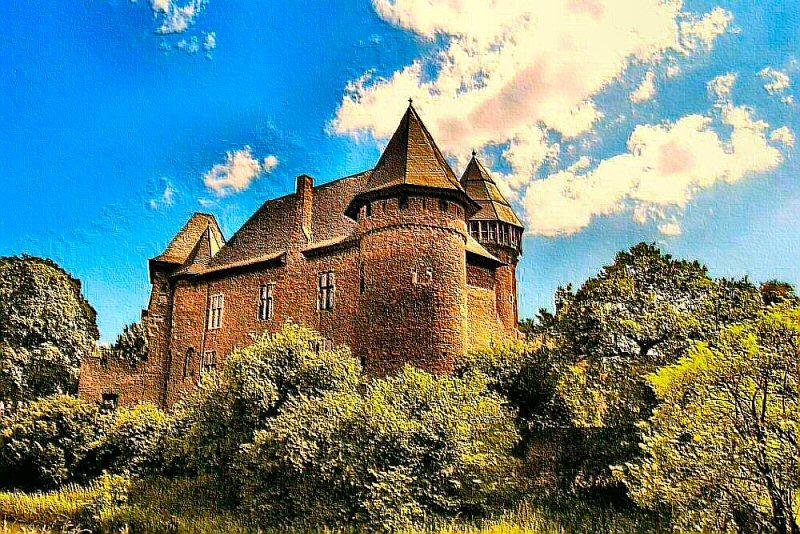 Burg Linn I