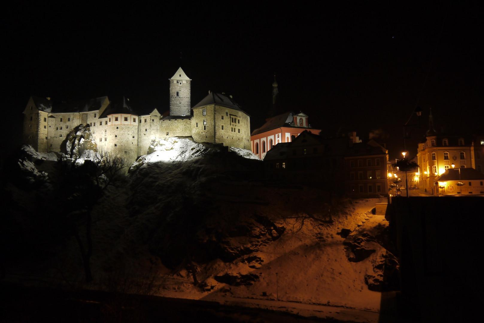 Burg Loket/Böhmen