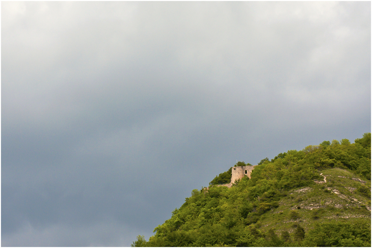 Burg Nähe Jena