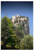 Burg nähe Riva (Gardasee)