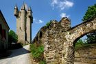 Burg Nassau über Nassau / Lahn