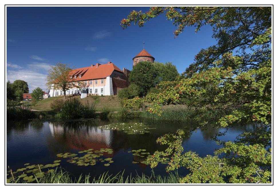 Burg Neustadt Glewe