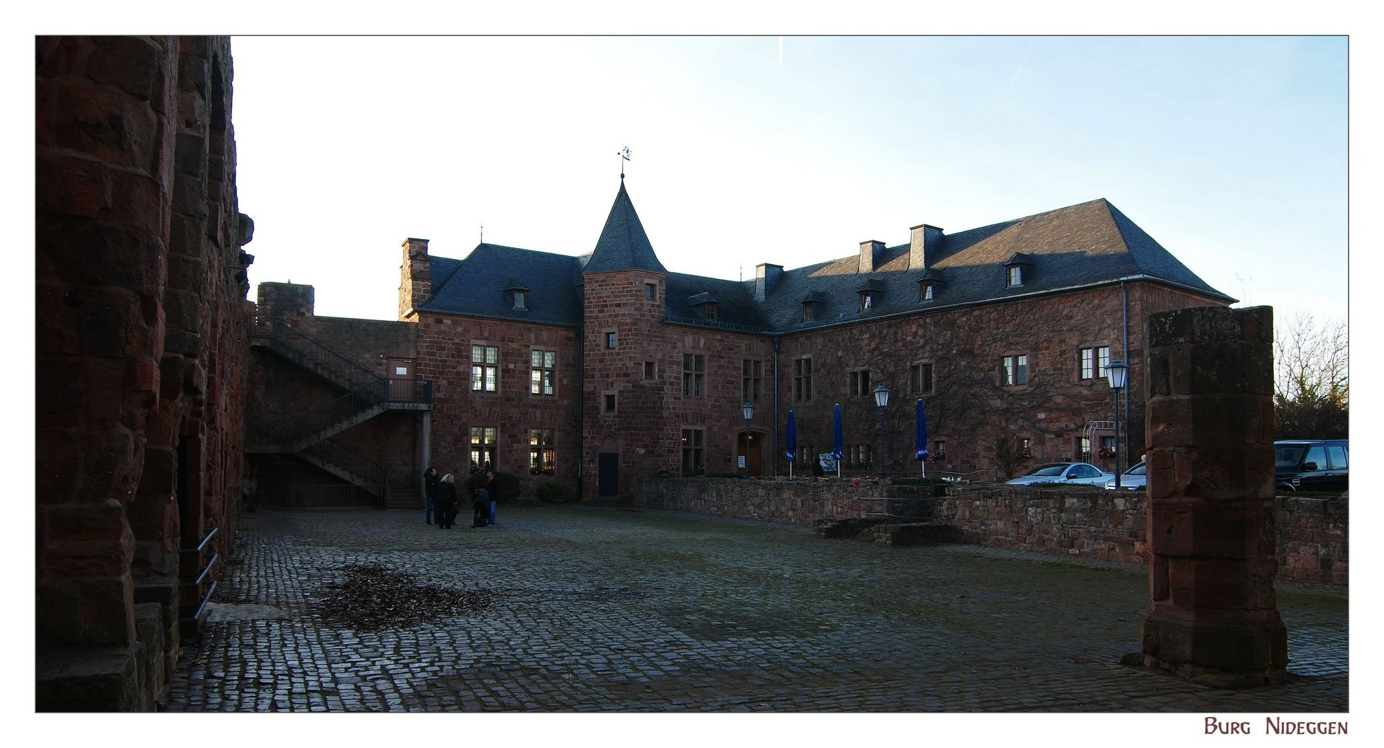 """""""Burg Nideggen"""""""