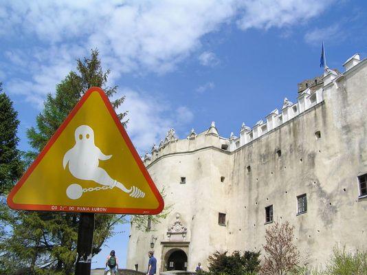 Burg Niedzica - Polen