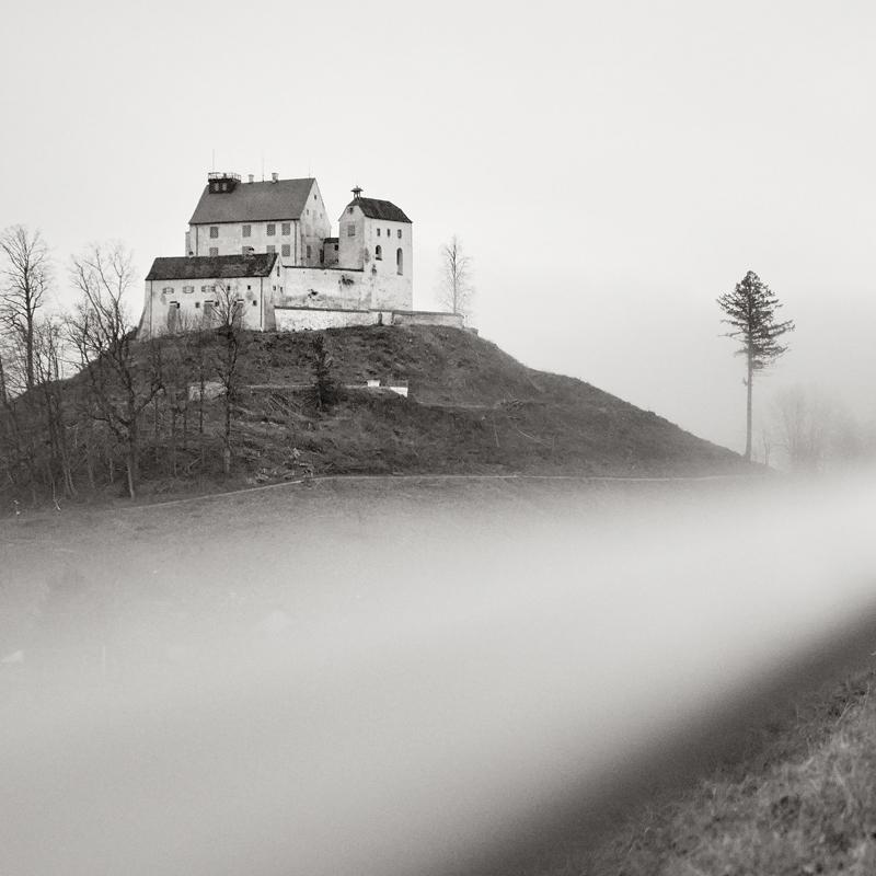 Burg ohne Wald