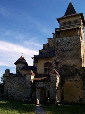 Burg Ostrozac