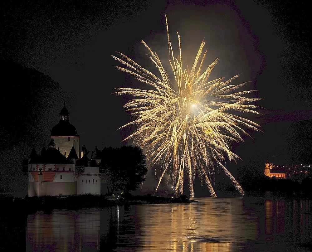 Burg Pfalzgrafenstein am Samstag, 04.August 2012 von 22:38:06 bis 22:38:08