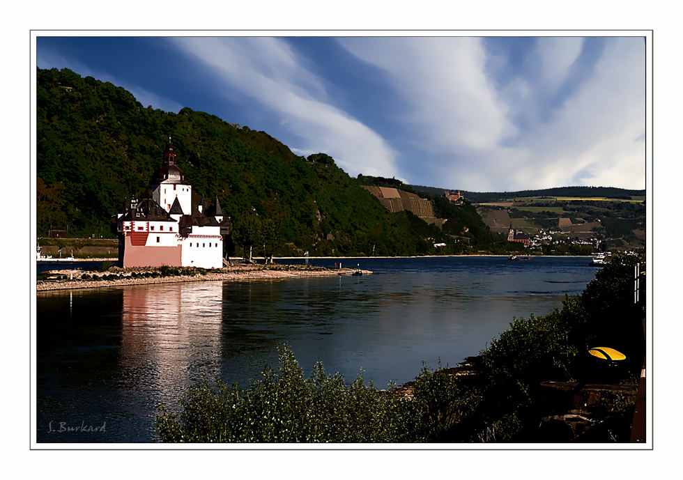 Burg Pfalzgrafenstein.....