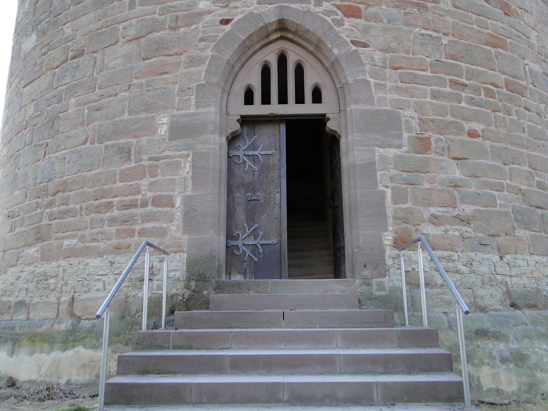 Burg Plesse V