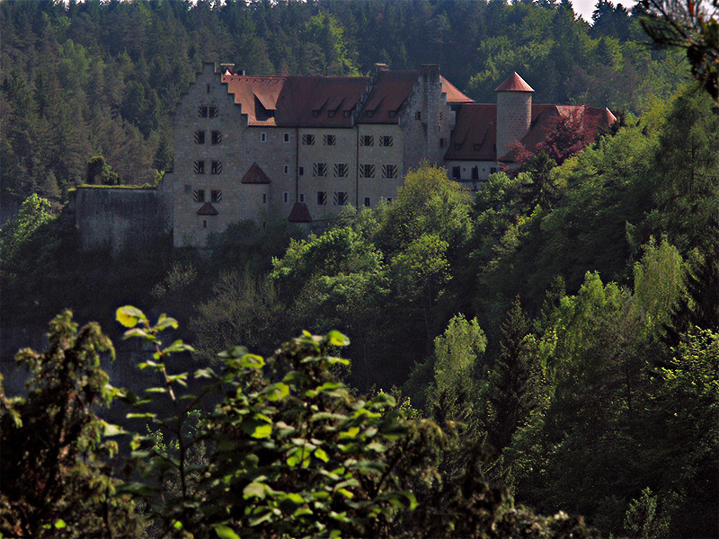 Burg Rabenstein / Fränkische Schweiz