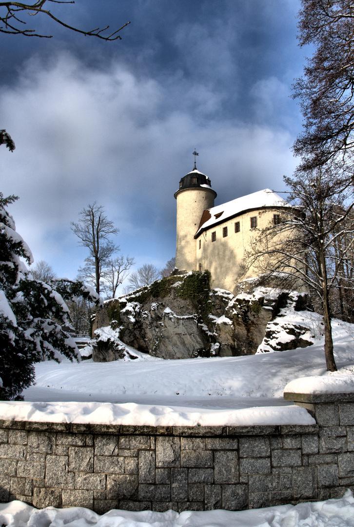 Burg Rabenstein / Sachsen ........Bild : 1