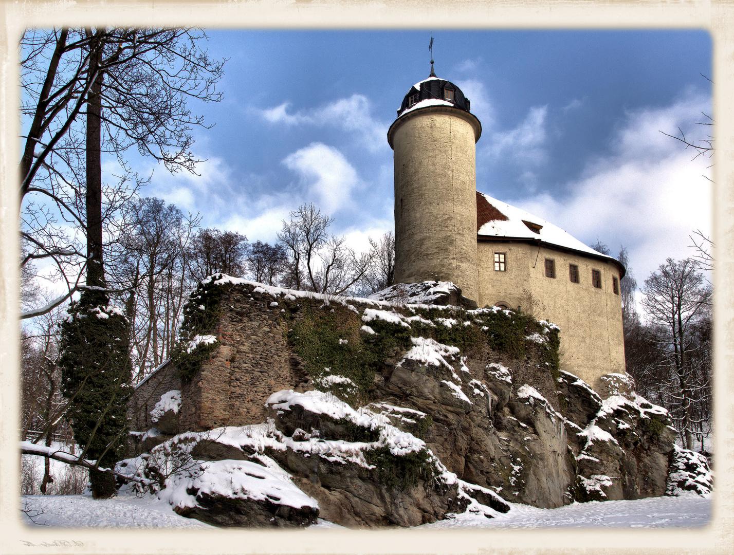 Burg Rabenstein / Sachsen ........Bild : 2