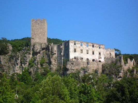 Burg Raueneck-Baden