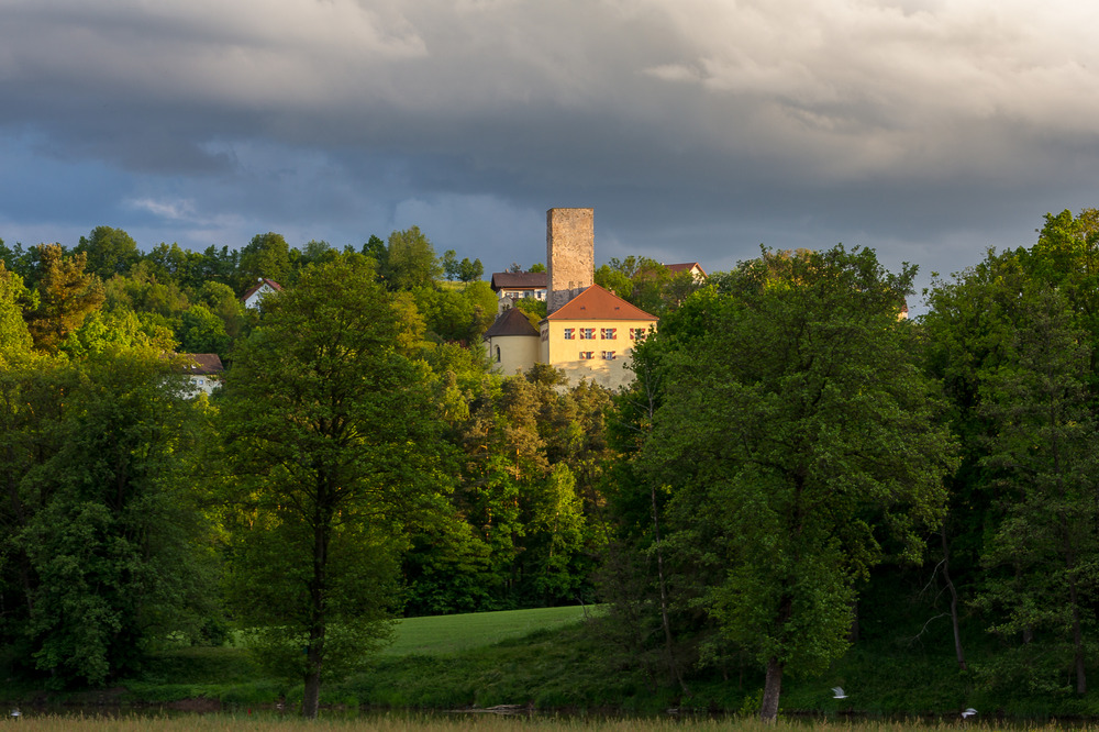 Burg Regenpeilstein