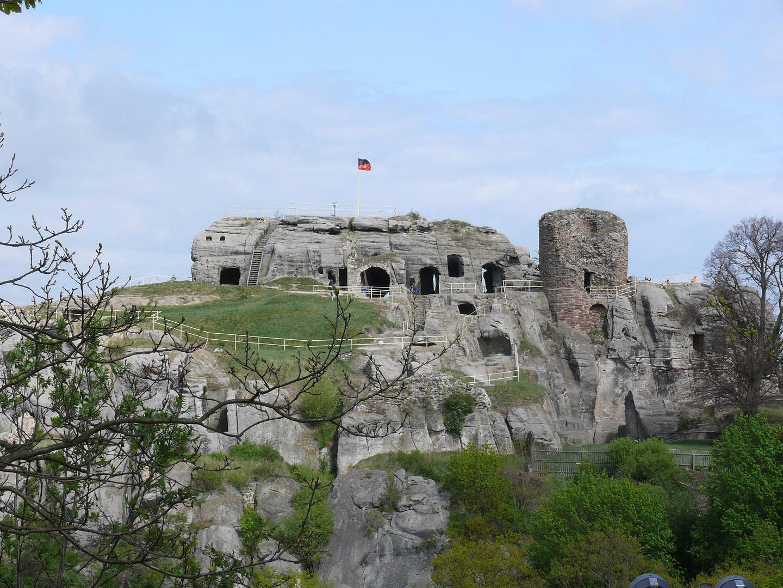 Burg Regenstein bei Blankenburg