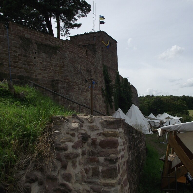 Burg Rehlingen