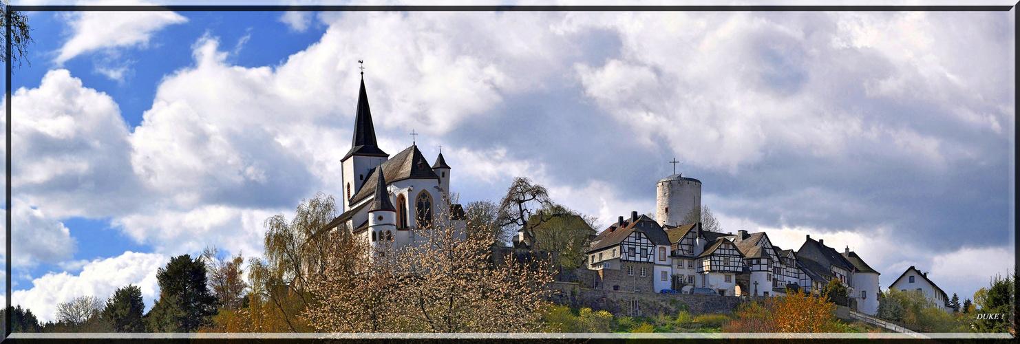 Burg Reifferscheid / Eifel