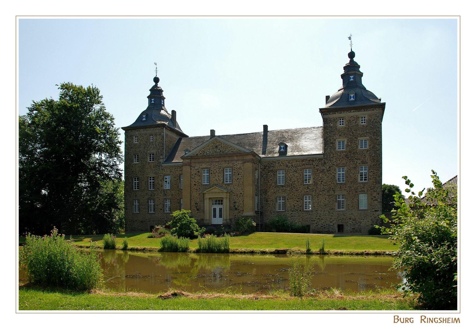 """Burg Ringsheim"""