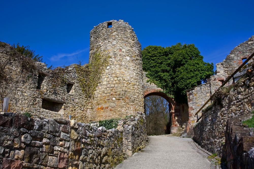 Burg Rötteln Lörrach
