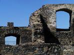 Burg-Ruine #1