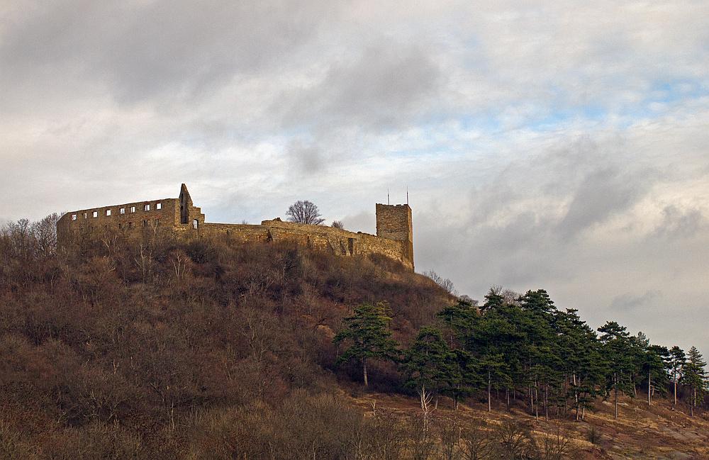 Burg Ruine Gleichen