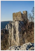 Burg Ruine Reußenstein