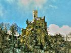 Burg / Schloss Lichtenstein, Westliche Schwäbische Alp