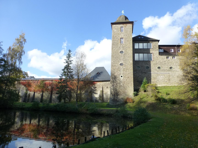 Burg Schnellenberg bei Attendorn