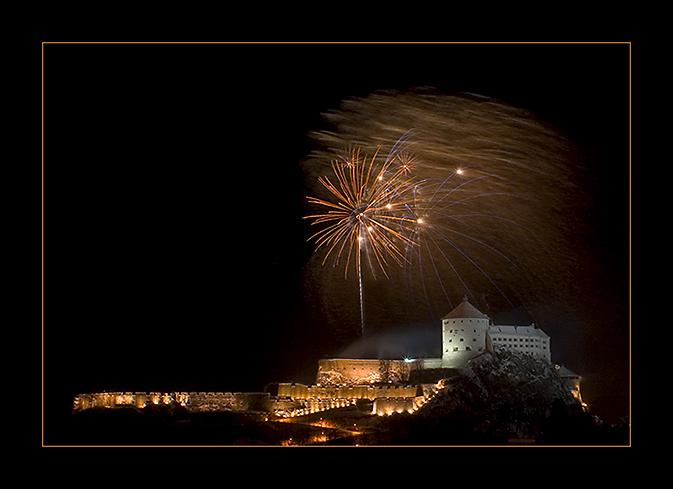 Burg silvester