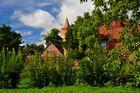 Burg Stargard - Der Burgfried
