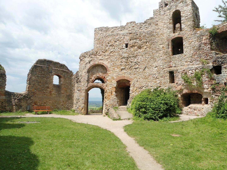 Burg Staufen BW