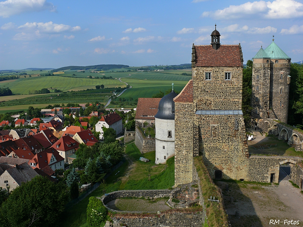 Burg Stolpen 2